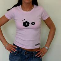 Girlshirt Minibar Eye (Pink)