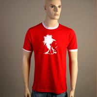 Goog Extra Ringershirt (Red / White)
