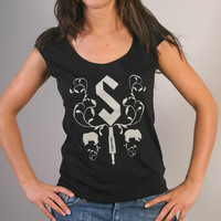 Score Bears Girltank (Black)