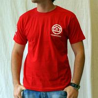 HOUSEWORKS Logo-Shirt (red)
