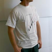 Kraftwerk Aerodynamik Logoshirt (White)