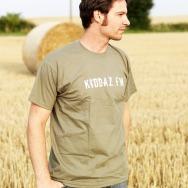 Kiddaz.FM Logo Shirt (Olive)