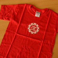 Youth FAT Shirt (Red)