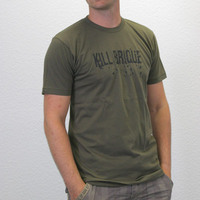 Kill Brique Logoshirt (Army)