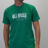 Kill Brique Logoshirt (Kelly Green)