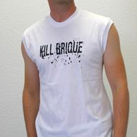 Kill Brique Sleeveless (White)