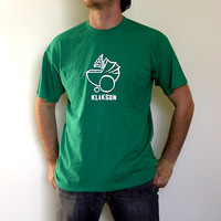 Klakson Logo Shirt (Green)