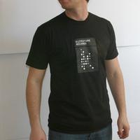 Klitekture Records Logoshirt (Black)
