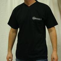 Kommando 6 Logo Shirt (V-Neck)