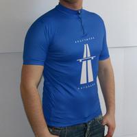 Kraftwerk Rad Tricot Autobahn (Blue)