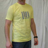 Logistic Stripe Design (Yellow Shirt)