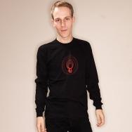 Matthew Dear - Asa Breed Tee Long Sleeve (Black)