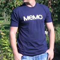 Memo Logoshirt (Navy)
