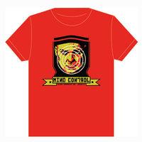 Creme Mindcontrol Shirt (red)