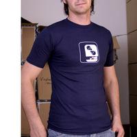 Musik Krause Shirt (Navy / Normalfit)