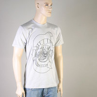 Audion - Mouth to Mouth Tee (gray)