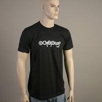 Octopus Logoshirt (Black)