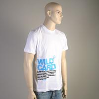 Pokerflat Wild Card Shirt (White)