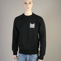 Pokerflat Logo Sweatshirt (Black)