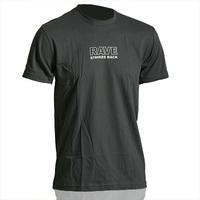 Rave Strike Back Shirt (Dark Gray)