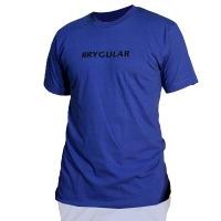 Rrygular Logoshirt (Blue)