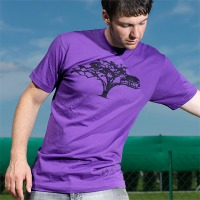 Safari Shirt (Purple)