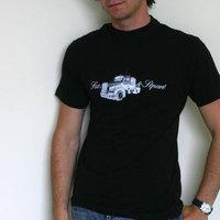 Love Truck T-Shirt (black)