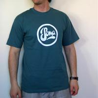 Soma Labelshirt (Stone Green)