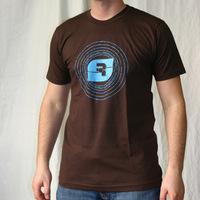 S-Sens Records Logoshirt (Brown)