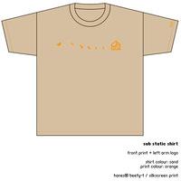 Substatic Label Shirt (Sand)