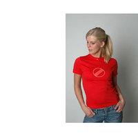 NL- Temper Logo (Red Girl Shirt)