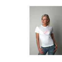 NL- Temper Logo (White Girl Shirt)