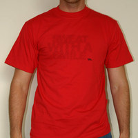 TERMINAL M SHIRT - NEW DESIGN RED
