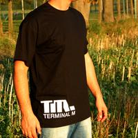 Terminal M Logo Shirt (Black)