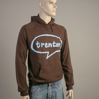 Trenton Hooded Sweater (Chocolat)