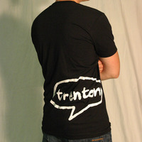 Trenton Logo Shirt (Black)