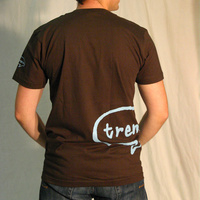 Trenton Logo Shirt (Brown)