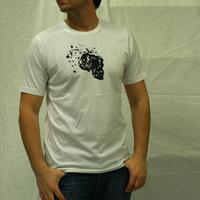 Northern Lite Unisex Logoshirt (White)