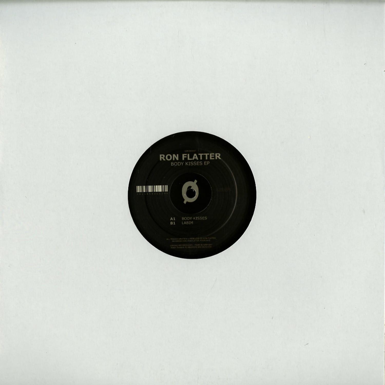Ron Flatter - BODY KISSES EP
