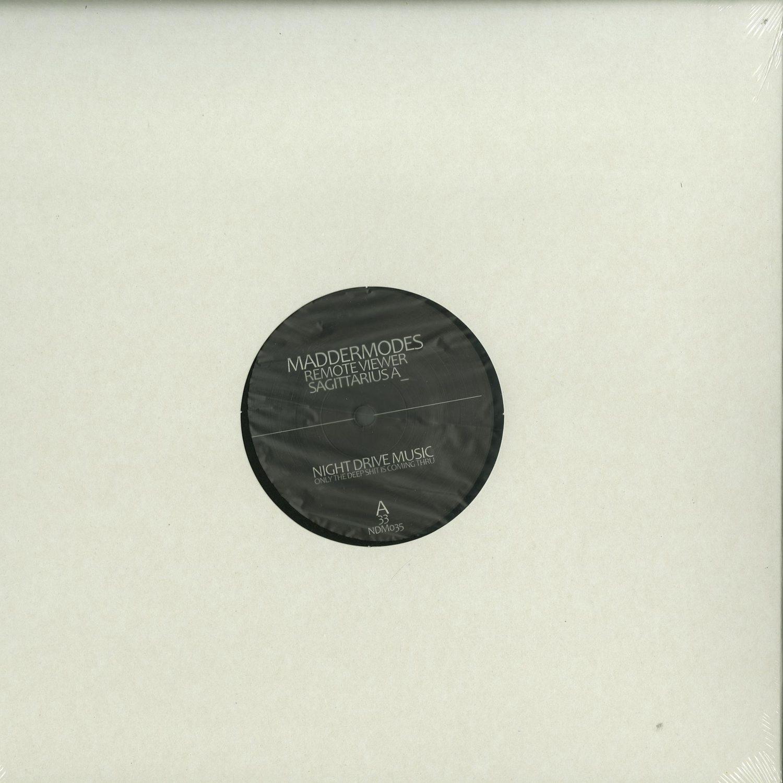 MadderModes - DARK DUST EP