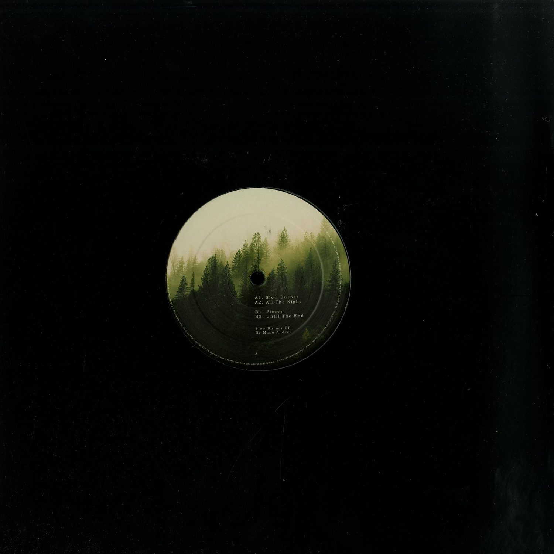 Mano Andrei - SLOW BURNER EP