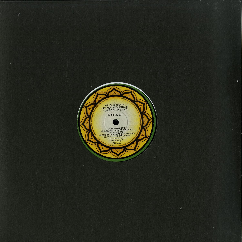 Mr. G & Duncan Forbes - MATES EP