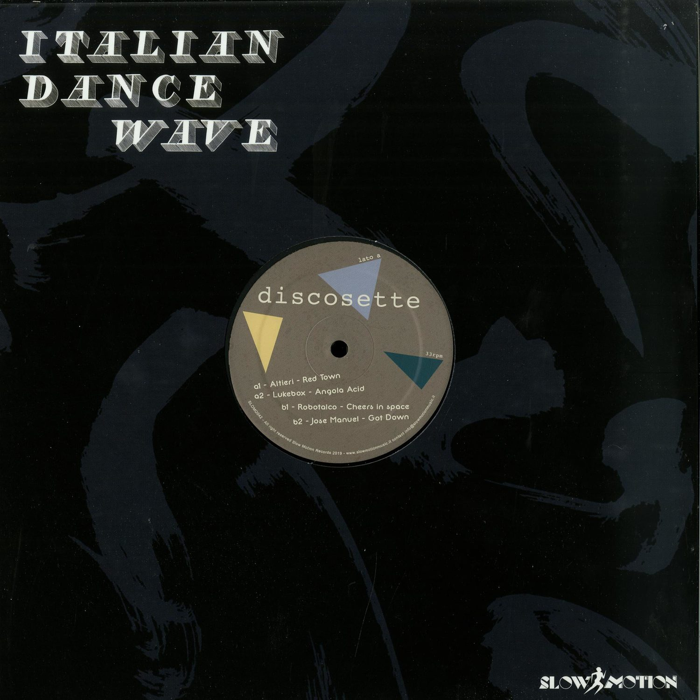 Various Artists - ITALIAN DANCE WAVE SETTE