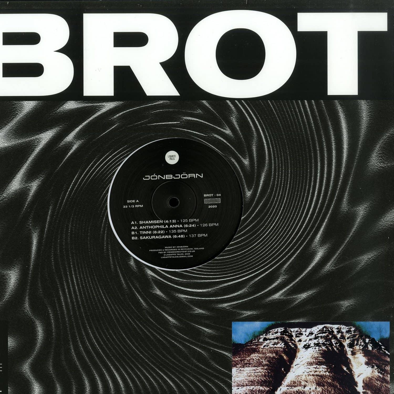Jonbjorn - BROT 04