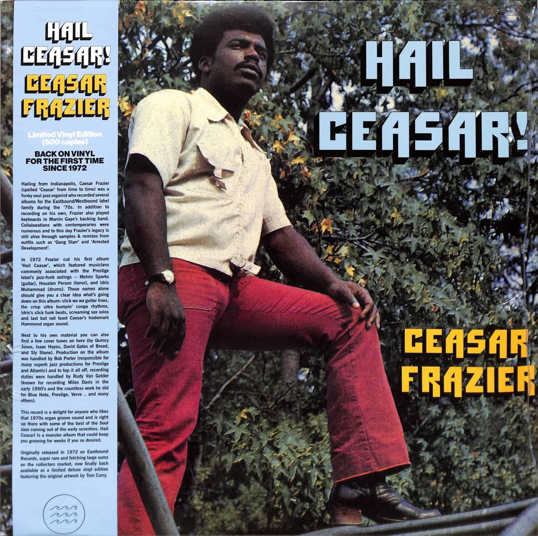 Ceasar Frazier - HAIL CEASAR!