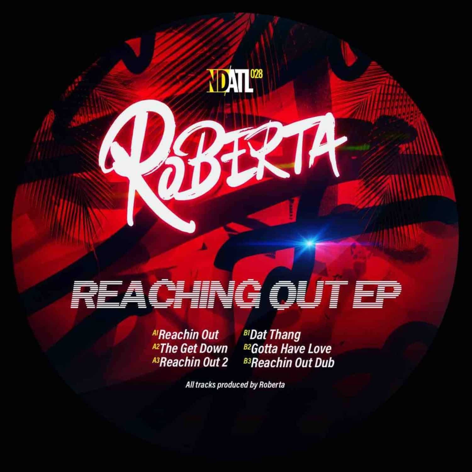 Roberta - REACHING OUT EP
