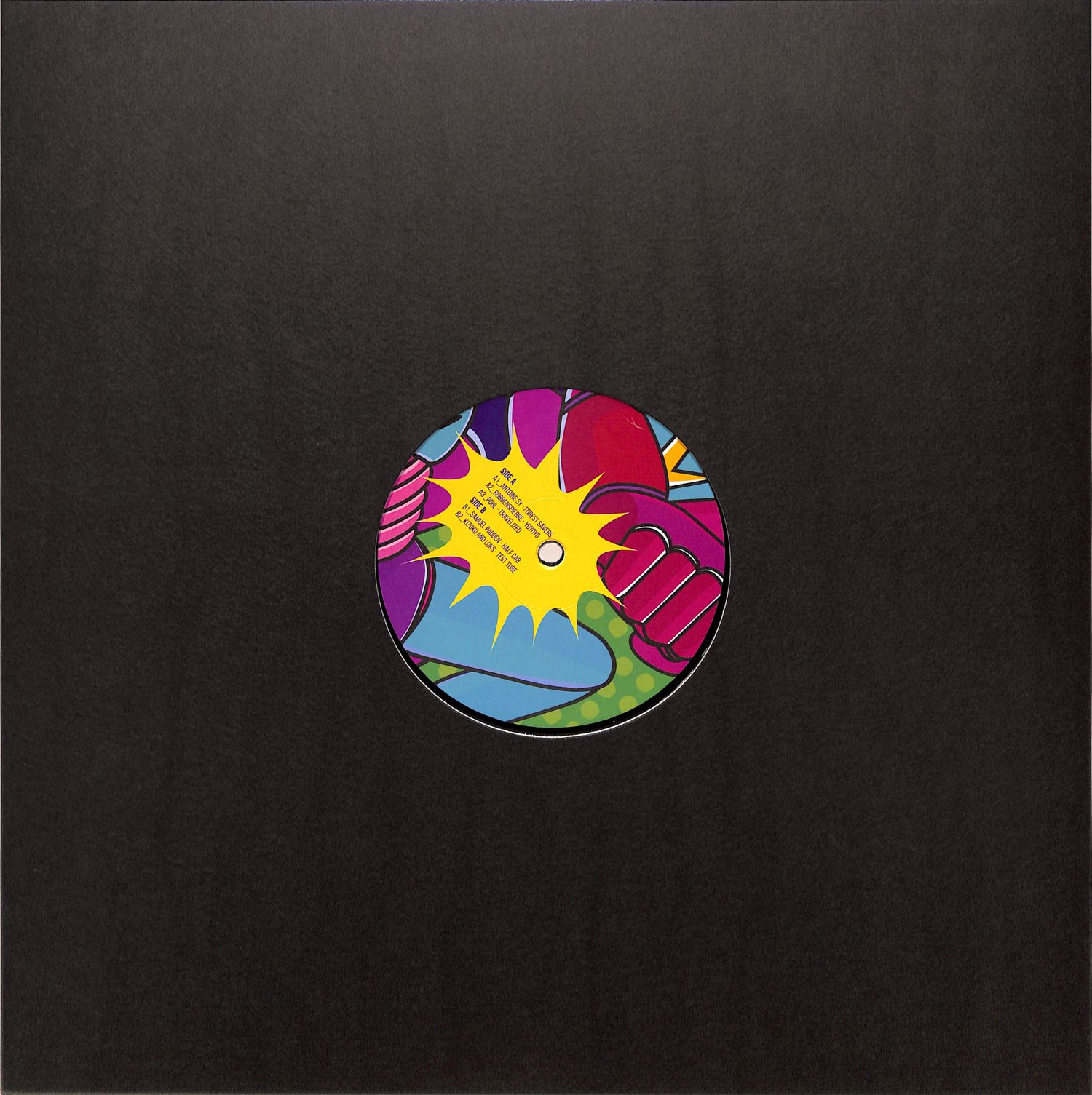 Various Artists - OVNIE 003