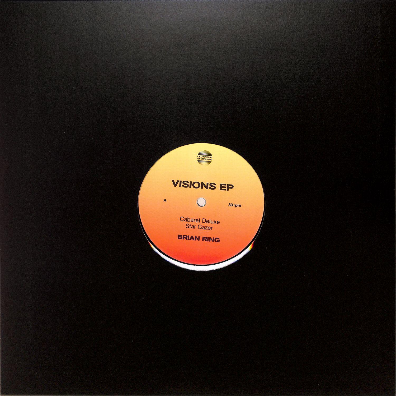Brian Ring - VISIONS EP