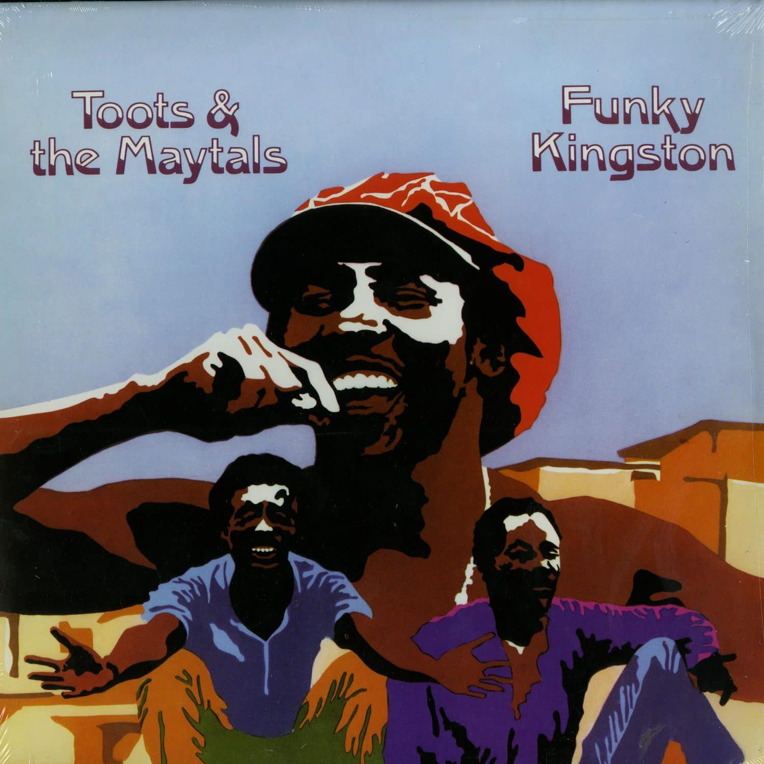 Toots & The Maytalsh - FUNKY KINGSTON