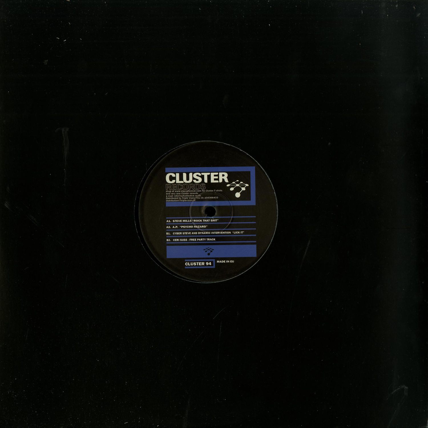 Various Artists - CLUSTER 94